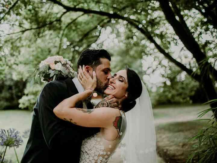 Sorrisi sinceri ed emozioni pure per il matrimonio di Michele e Rosaria