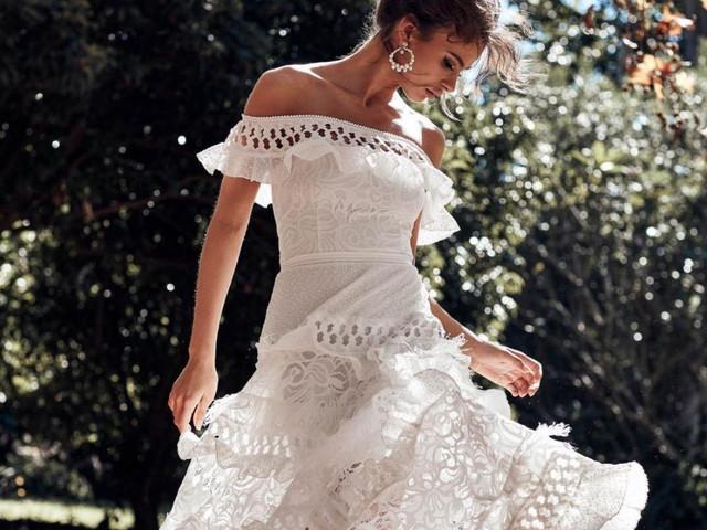 30 outfit per un look da sposa audace e alternativo