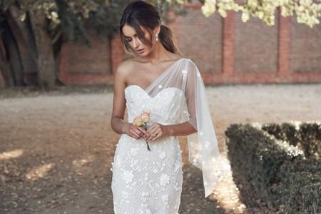 40 abiti da sposa perfetti per chi ha poco seno