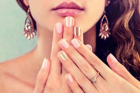 Manicure sposa alla moda: il grande ritorno del metallizzato!