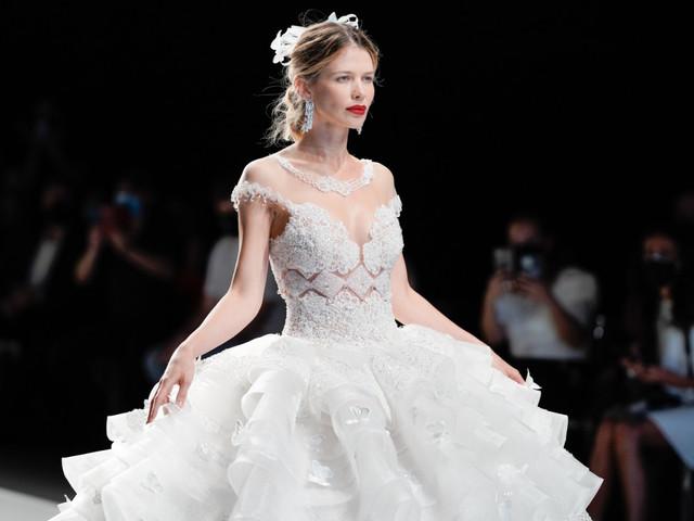 I look da sposa più cool che abbiamo visto al Sìsposa Milano