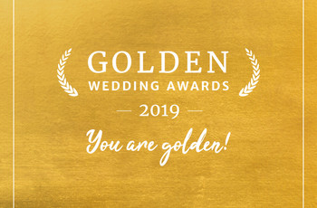 Vi sveliamo i vincitori della quarta edizione dei Golden Wedding Awards!