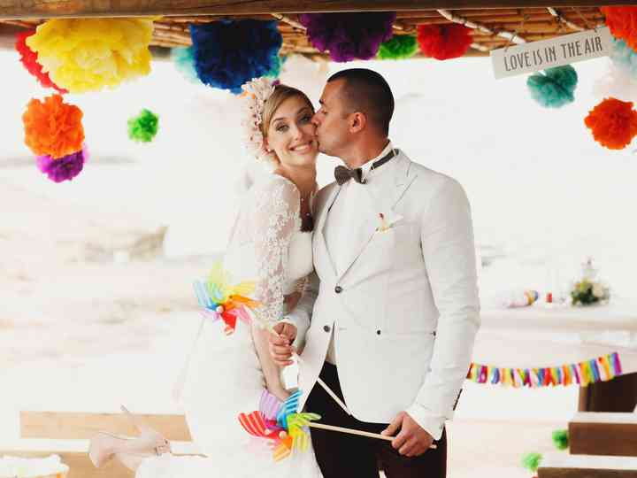 Test: quali saranno i colori delle tue nozze?