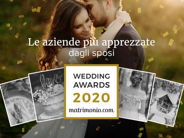 Wedding Awards 2020: ecco i vincitori della 7ª edizione!