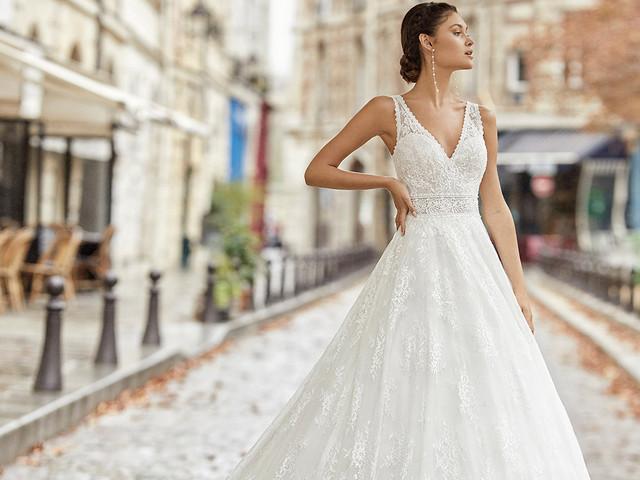 Abiti da sposa con nomi di città: quando la moda compie il giro del mondo