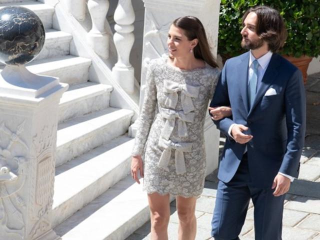 Il matrimonio di Charlotte Casiraghi con Dimitri Rassam