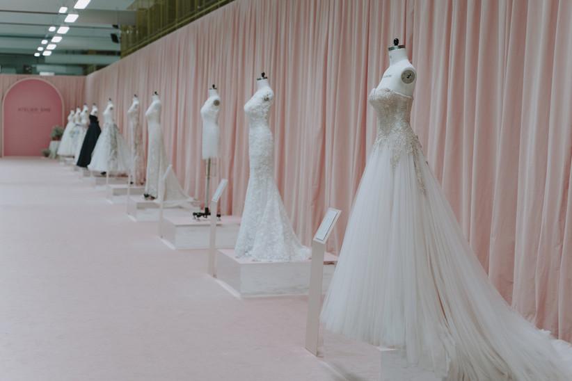 abiti da sposa atelier emé