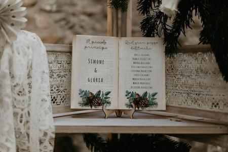 Matrimonio tema libri: 7 idee per dare un tocco letterario alle vostre nozze