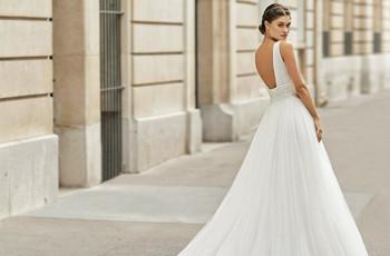 Abiti da sposa Rosa Clará 2021: scopri in anteprima tutte le novità della nuova collezione