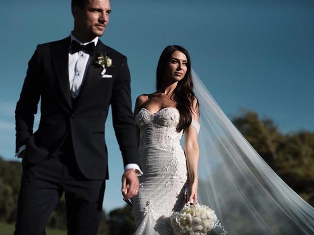 Cedric Soares e Filipa Brandão si sono sposati!
