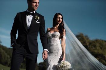Non perdetevi le collezioni sposa 2017 di Delsa, grandi sorprese vi attendono!