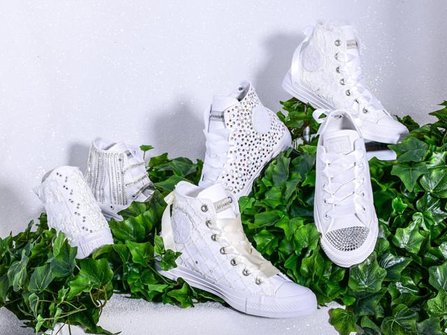 Mimanera wedding collection: la calzatura che rompe le regole con stile
