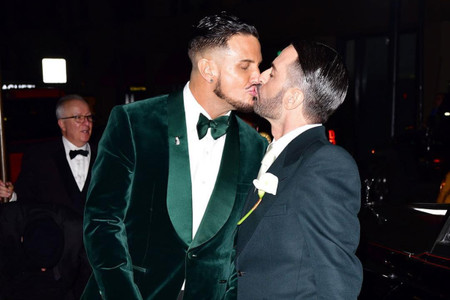 Marc Jacobs e Charly DeFrancesco hanno detto sì: nozze glamour a New York