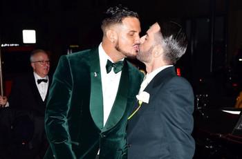 Marc Jacobs e Charly DeFrancesco hanno detto sì: nozze glamour a New York