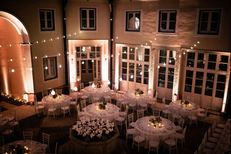 The Wedding Place garantisce la tua location come cornice ideale per matrimoni da sogno!