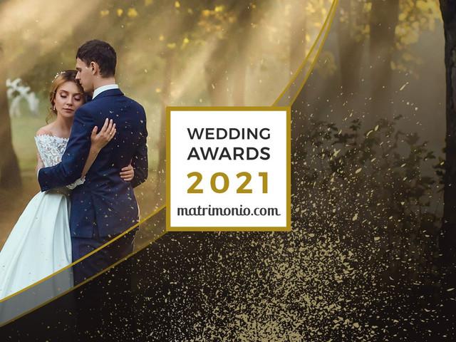 Wedding Awards 2021: vi sveliamo quali sono i migliori fornitori in Italia!