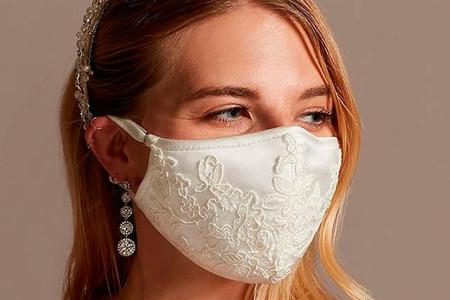 Matrimoni post coronavirus: 27 mascherine da sposa per ogni stile
