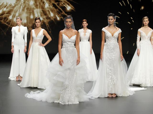 Higar Novias svela le novità sugli abiti da sposa e cerimonia del 2021 alla VBBFW