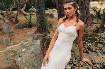 Abiti da sposa 2021 Catherine Deane: una collezione elegante dal gusto contemporaneo