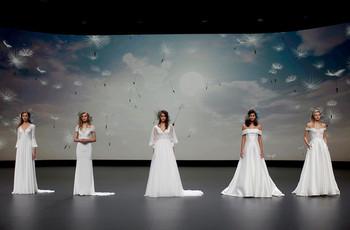 Pronovias lancia alla VBBFW la sua prima collezione di abiti sostenibili #WeDoEco