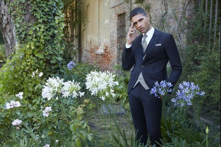 Abiti da cerimonia Thomas Pina: l'outfit ideale per le nozze formali