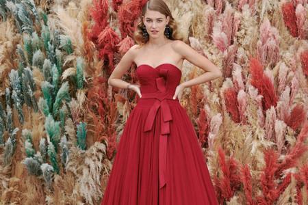 Abiti da sposa colorati: 30 modelli per trasgredire in grande stile