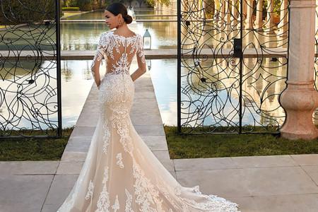 Abiti da sposa a sirena: 100 modelli per sognare