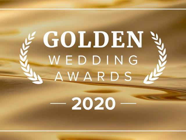 5ª edizione dei Golden Wedding Awards: ecco i vincitori!