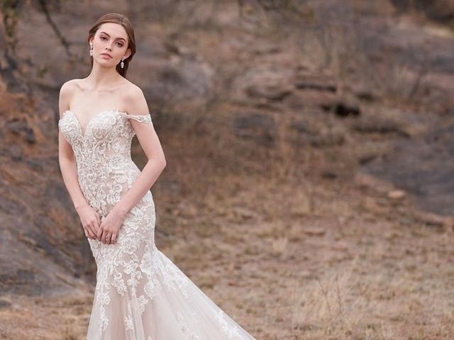 Abiti da sposa Allure Bridals 2021: massima espressione di femminilità e romanticismo