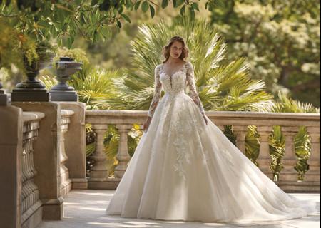 Abiti da sposa Demetrios 2022: eleganza moderna ed eterna bellezza