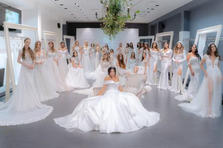 Atelier Signore presenta la nuova collezione di abiti da sposa 2022 con un evento speciale
