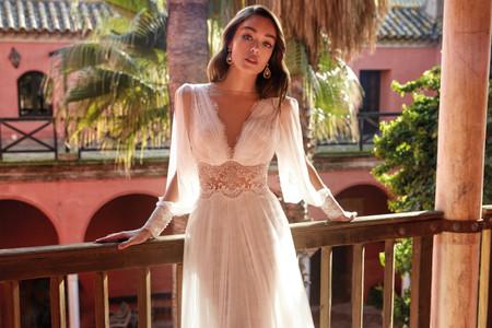 """Abiti da sposa Manu García: il brand spagnolo presenta la nuova collezione """"Legacy"""" per il 2021"""