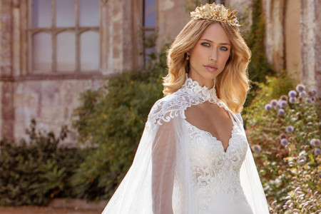 Coprispalle da sposa: 20 modelli adatti a ogni tipo di matrimonio