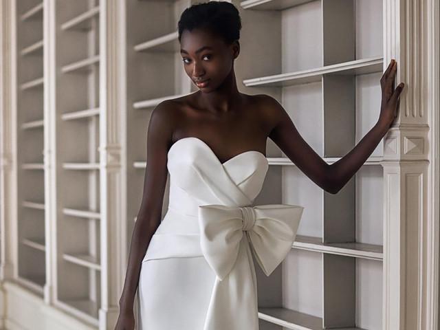 Abiti da sposa 2021 Viktor & Rolf: il lusso dell'alta moda in chiave moderna