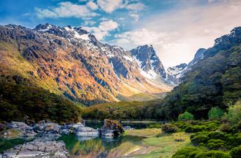 Luna di miele romantica, pacifica e avventurosa? Che Nuova Zelanda sia!