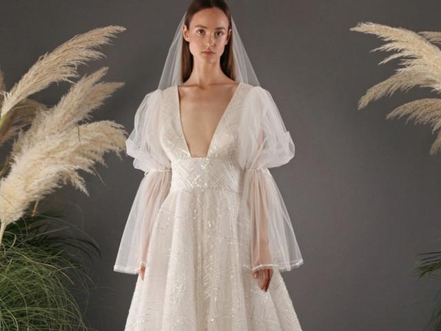 I look ispirati alla serie Bridgerton per la sposa e le sue invitate