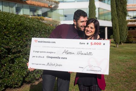 Svelati i vincitori dell'82ª edizione del concorso di Matrimonio.com!