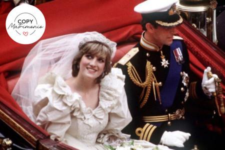 40 anni dopo, il matrimonio di Lady D e Carlo d'Inghilterra ispira ancora il mondo!