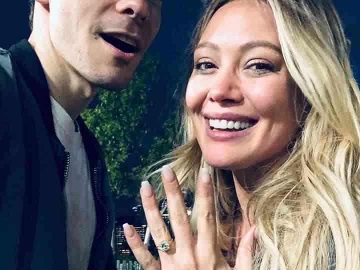 Hilary Duff fidanzata: l'anello che Koma le ha regalato