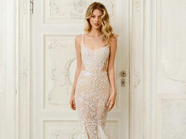 Abito da sposa a sirena 2022: 101 modelli che vorrete indossare