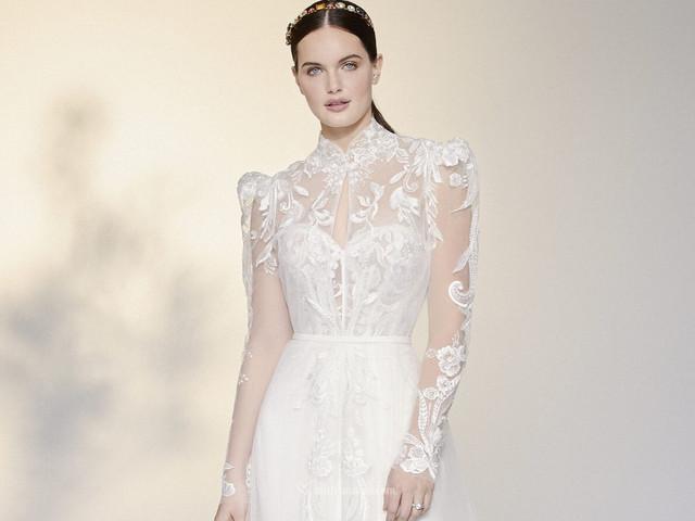 Signature: la collezione abiti da sposa 2022 di Justin Alexander