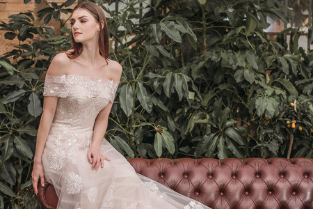 35 abiti da sposa per un matrimonio in primavera