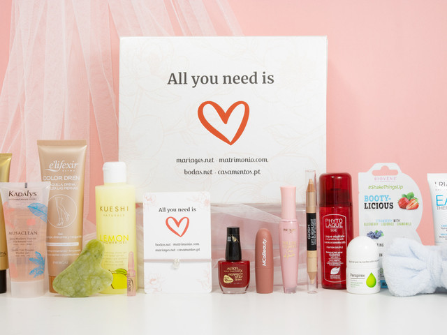 Tenta la fortuna e vinci la Beautybox by Matrimonio.com con prodotti di cosmetica di alta gamma!