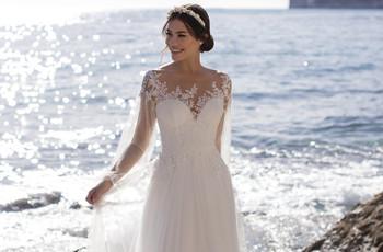 Abiti da sposa White One 2021: una collezione per sognare ad occhi aperti