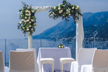 Matrimonio in Costiera Amalfitana con le specialità della terra