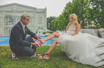 Il primo matrimonio street wear in Italia è firmato Nicole Milano!