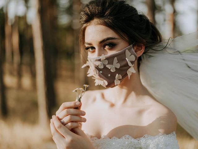Consigli di bellezza sposa: ottieni uno sguardo perfetto anche con la mascherina!