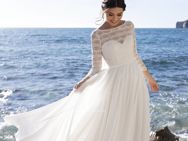 Abiti da sposa con maniche: quale tra questi 12 tipi scegli per le tue nozze?