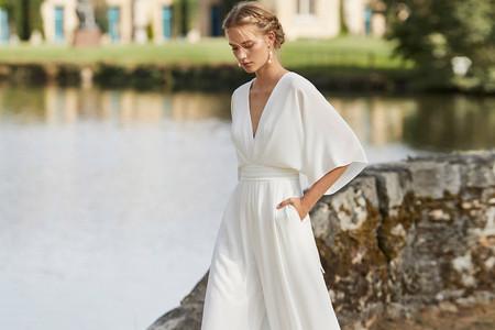 Abiti da sposa per seconde nozze: eleganza e minimalismo in un solo outfit