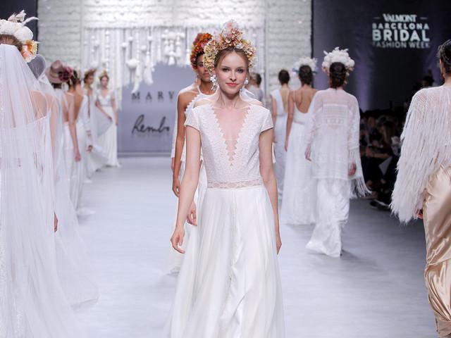 Abiti da sposa Rembo Styling & Marylise 2020: oltre ogni stereotipo per un'inconfondibile eleganza